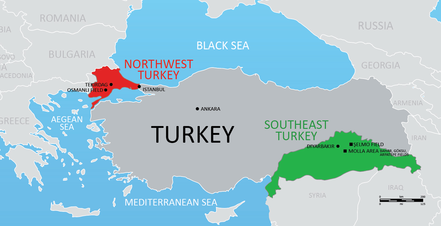 Tat Map Turkey 2018April